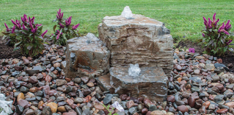 Introducing Aquascape's Pagoda Fountain Rock Set!